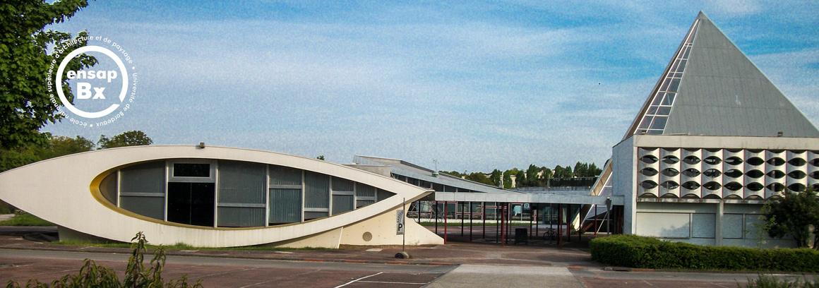 Ecole nationale superieure d architecture et de paysage de for Architecture des jardins et du paysage